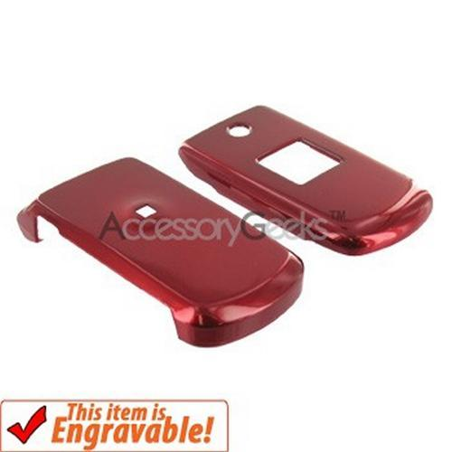 Samsung Tint R420 Hard Case - Red