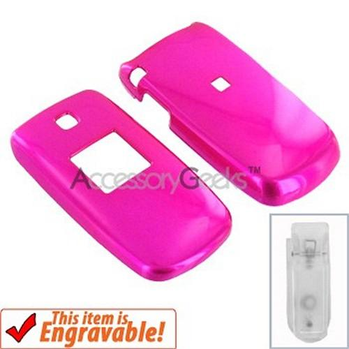 Samsung Myshot Hard Case - Hot Pink