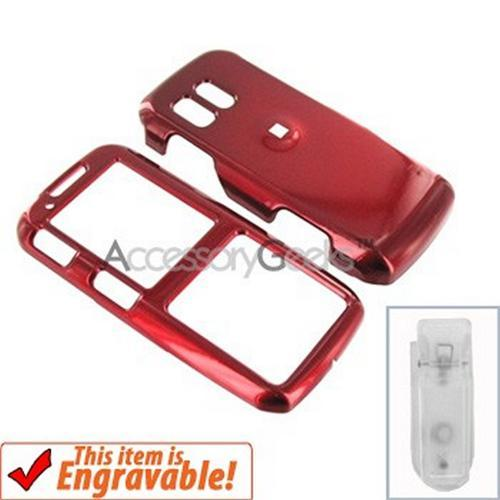 Samsung Rant Hard Case - Red