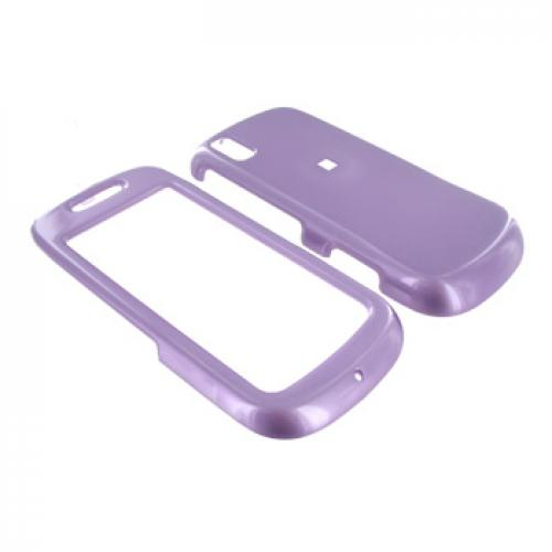Samsung Instinct S30 Hard Case - Light Purple