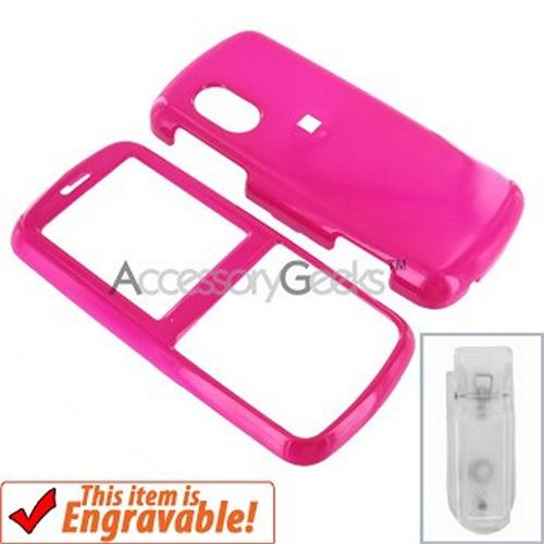 Samsung Gravity Hard Case - Hot Pink