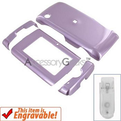 T-Mobile SideKick 4 2008 Hard Case - Purple