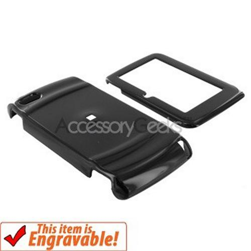 T-Mobile Sidekick LX2009 Hard Case - Black