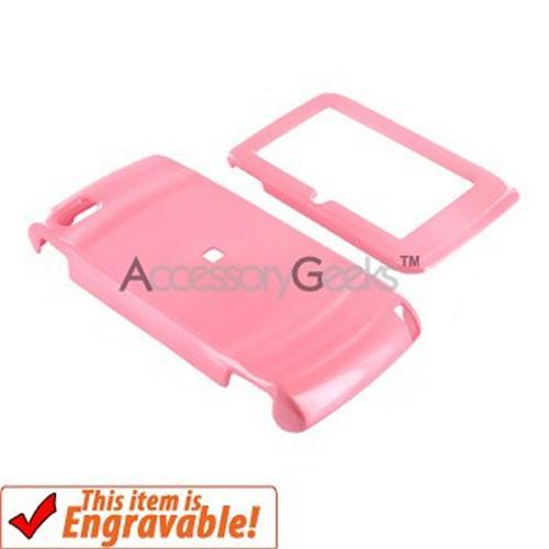 T-Mobile Sidekick LX 2009 Hard Case - Baby Pink