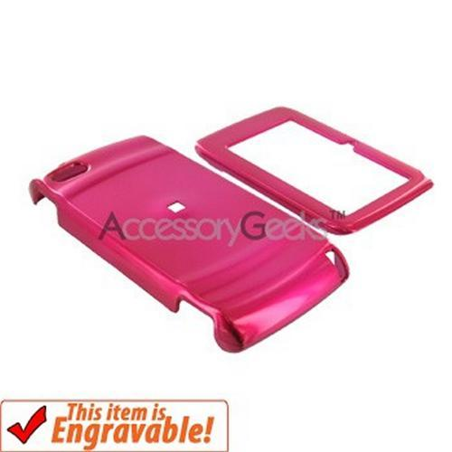 T-Mobile Sidekick LX 2009 Hard Case - Rose Pink