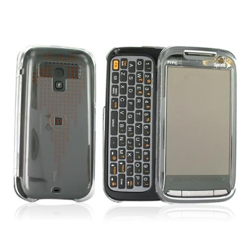 Sprint HTC Touch Pro 2 Hard Case - Transparent Clear