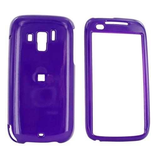 Verizon HTC Touch Pro 2 Hard Case - Purple