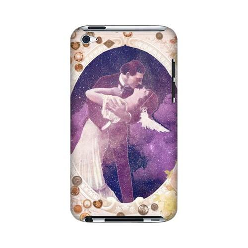 A Midsummer Night Swoon Americana Nostalgia Series GDL Ultra Slim Hard Case for iPod Touch 4 Geeks Designer Line