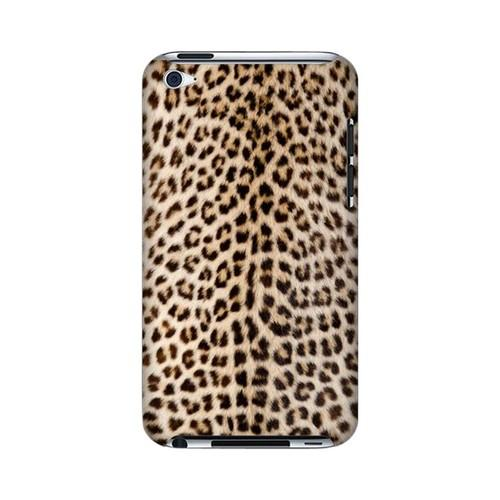 Leopard Print Animal Series GDL Ultra Slim Hard Case for Apple iPod Touch 4 Geeks Designer Line