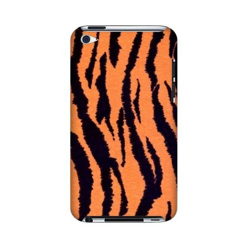 Tiger Print Animal Series GDL Ultra Slim Hard Case for Apple iPod Touch 4 Geeks Designer Line