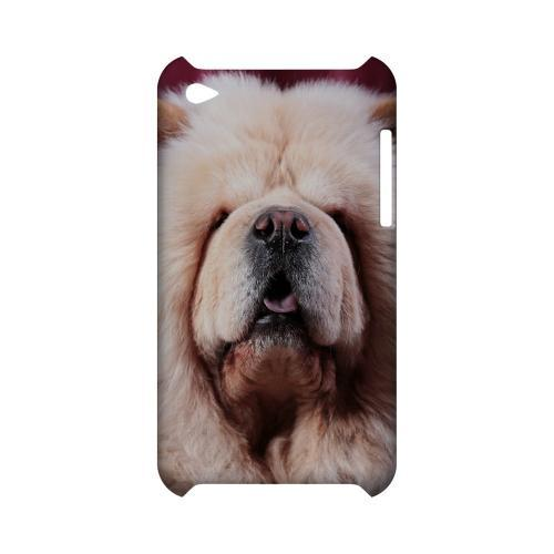 Chow Chow Geeks Designer Line Puppy Series Slim Hard Case for Apple iPod Touch 4