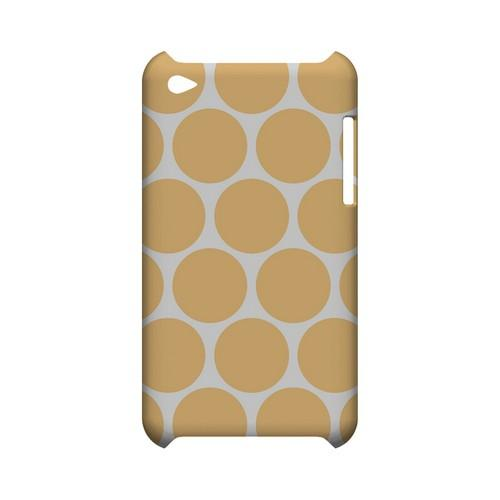 Big & Orange Geeks Designer Line Polka Dot Series Slim Hard Case for Apple iPod Touch 4
