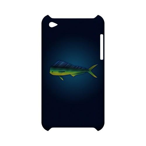 Mahi Mahi - Geeks Designer Line (GDL) Fish Series Hard Back Cover for Apple iPod Touch 4