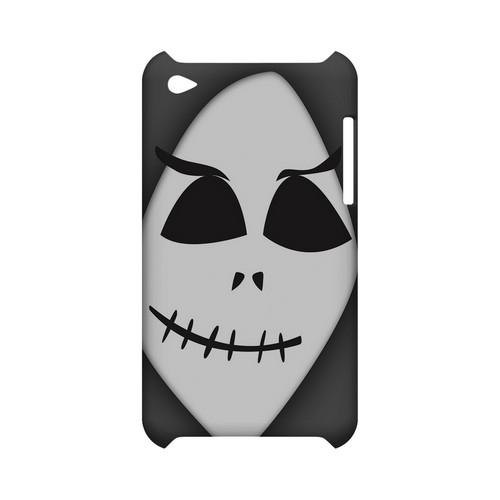 Grinning Grim Reaper - Geeks Designer Line (GDL) Monster Mash Series Hard Back Cover for Apple iPod Touch 4