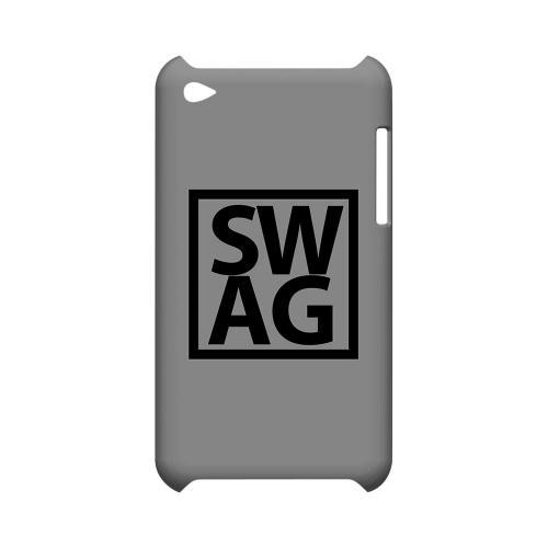 Swag Box - Geeks Designer Line Swag Series Hard Case for Apple iPod Touch 4
