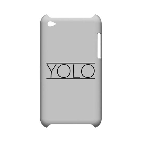 Modern YOLO - Geeks Designer Line YOLO Series Hard Case for Apple iPod Touch 4