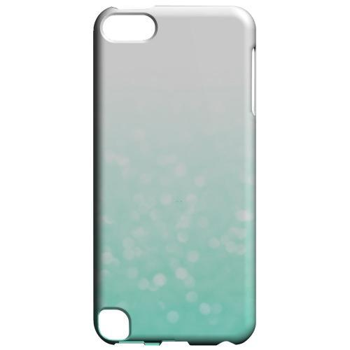 Crystal Menthe - Geeks Designer Line Ombre Series Hard Case for Apple iPod Touch 5