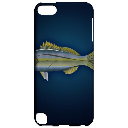 Geeks Designer Line (GDL) Slim Hard Case for Apple iPod Touch 5 - Yellowtail