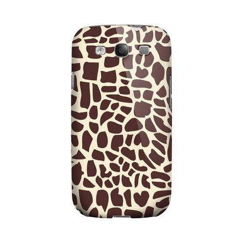 Giraffe Animal Series GDL Ultra Matte Hard Case for Samsung Galaxy S3 Geeks Designer Line