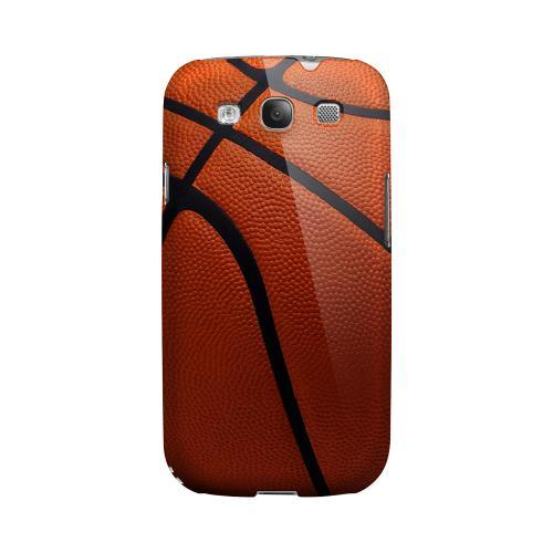 Basketball Geeks Designer Line Sports Series Matte Hard Case for Samsung Galaxy S3
