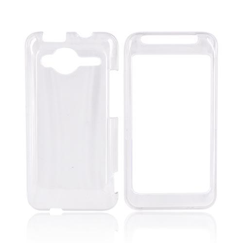 HTC EVO Shift 4G Hard Case - Transparent Clear