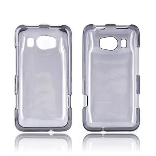 HTC Titan 2 Hard Case - Transparent Smoke