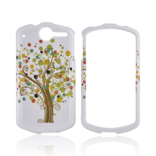AT&T Impulse 4G Hard Case - Tree Design on White