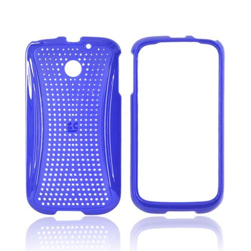 Huawei Ascend 2 M865 Hard Case - Xmatrix Blue