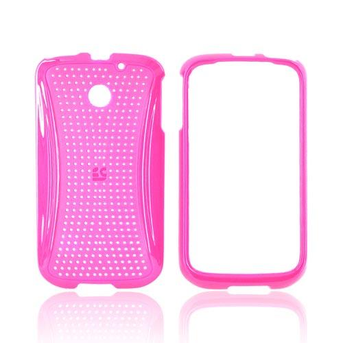 Huawei Ascend 2 M865 Hard Case - Xmatrix Hot Pink