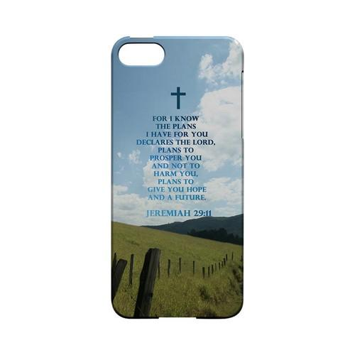 Jeremiah 29:11 - Geeks Designer Line (GDL) Bible Verse Series Hard Back Cover for Apple iPhone 5/5S