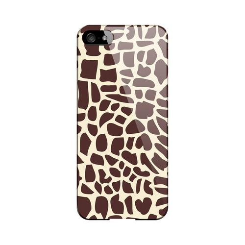 Giraffe Animal Series GDL Ultra Slim Hard Case for Apple iPhone 5/5S Geeks Designer Line