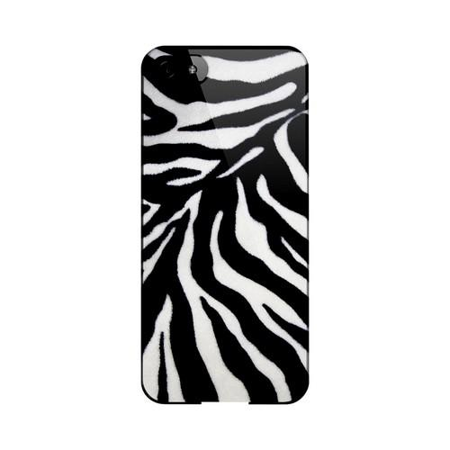 Zebra Print Animal Series GDL Ultra Slim Hard Case for Apple iPhone 5 Geeks Designer Line