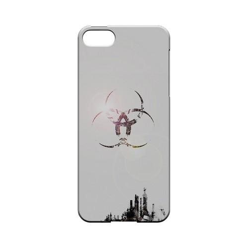 Ghost Town - Geeks Designer Line (GDL) Retro Series Hard Back Cover for Apple iPhone 5/5S