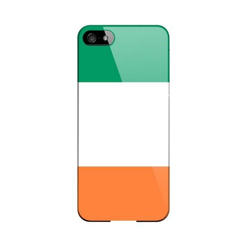 Ireland Geeks Designer Line Flag Series Slim Hard Case for Apple iPhone 5/5S