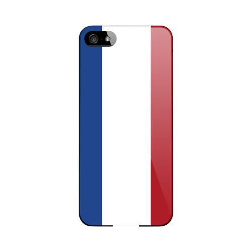 Netherlands Geeks Designer Line Flag Series Slim Hard Case for Apple iPhone 5