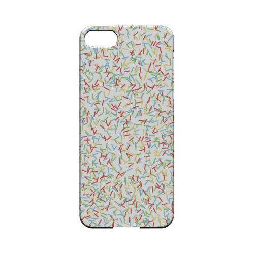 SPRINKLES! Geeks Designer Line Candy Series Slim Hard Back Cover for Apple iPhone 5/5S