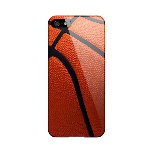 Basketball Geeks Designer Line Sports Series Slim Hard Case for Apple iPhone 5/5S
