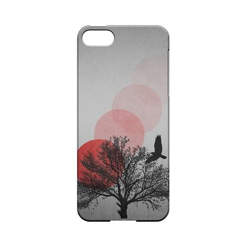 Sunset Fade Geeks Designer Line Polka Dot Series Slim Hard Case for Apple iPhone 5/5S