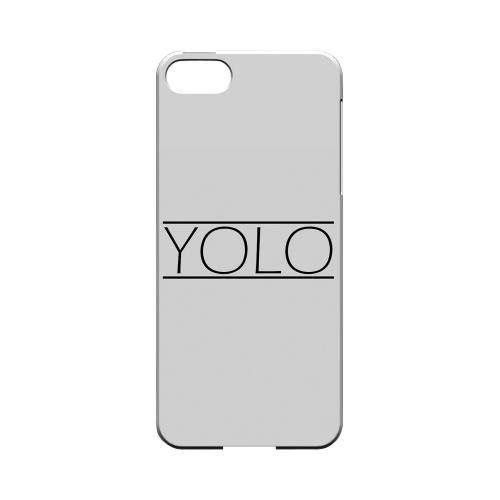 Modern YOLO - Geeks Designer Line YOLO Series Hard Case for Apple iPhone 5/5S