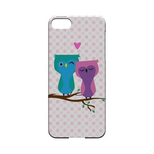 Owl Love You Forever - Geeks Designer Line (GDL) Owl Series Hard Back Cover for Apple iPhone 5/5S
