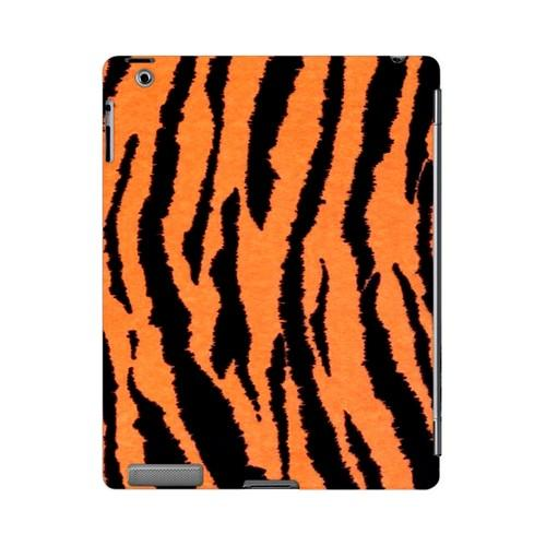 Tiger Print Animal Series GDL Ultra Slim Hard Case for Apple iPad 2/3 Geeks Designer Line