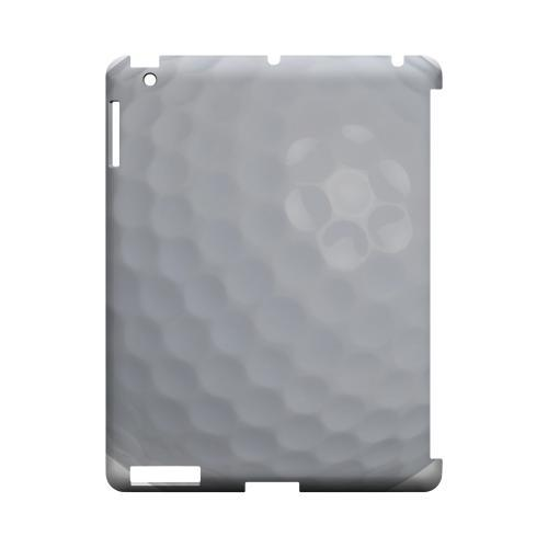 Golf Ball Geeks Designer Line Sports Series Slim Hard Case for Apple iPad (3rd & 4th Gen.)