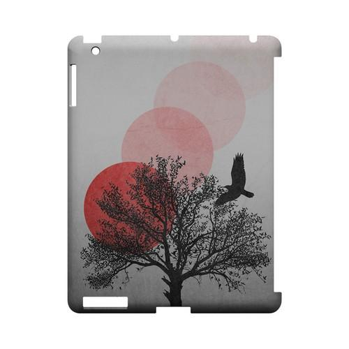 Sunset Fade Geeks Designer Line Polka Dot Series Slim Hard Case for Apple iPad (3rd & 4th Gen.)