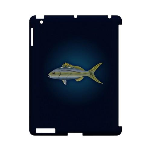 Yellowtail - Geeks Designer Line (GDL) Fish Series Hard Back Cover for Apple iPad (3rd & 4th Gen.)