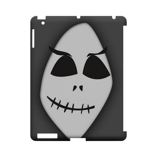 Grinning Grim Reaper - Geeks Designer Line (GDL) Monster Mash Series Hard Back Cover for Apple iPad (3rd & 4th Gen.)