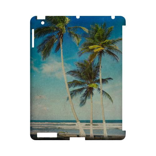 Coconut Geeks Designer Line Beach Series Slim Hard Case for Apple iPad (3rd & 4th Gen.)