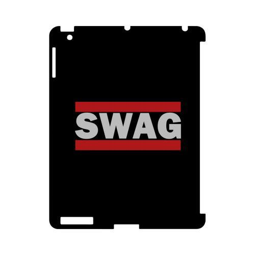 Swag DMC - Geeks Designer Line Swag Series Hard Case for Apple iPad (3rd & 4th Gen.)