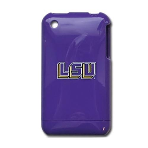 NCAA Licensed Apple iPhone 3G Hard Case - Louisiana State Tigers
