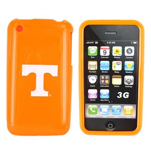 NCAA Licensed Apple iPhone 3Gs 3G Hard Case - Tennessee Volunteers