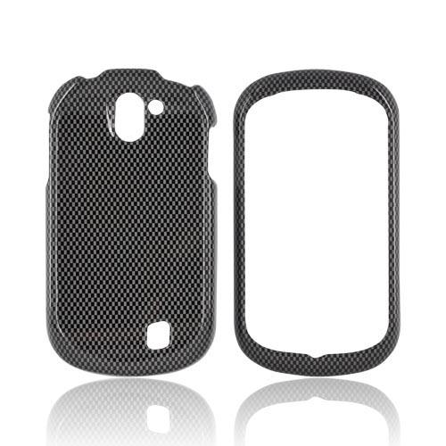 LG Doubleplay Hard Case - Carbon Fiber